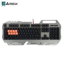 Клавиатура игровая A4Tech Bloody B418