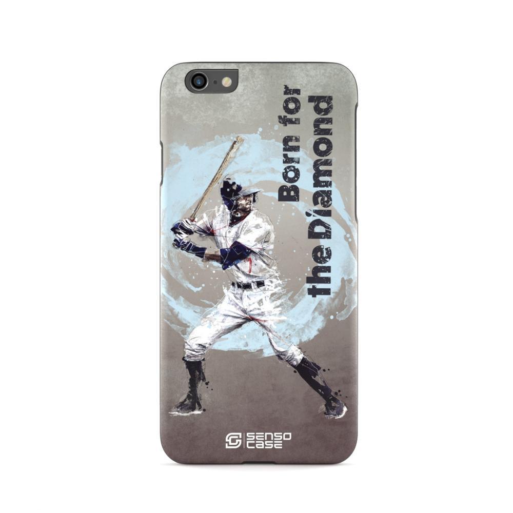 Protective Case SensoCase Baseball for Apple iPhone