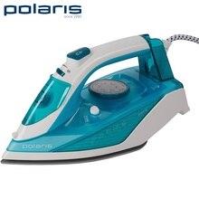 Утюг Polaris PIR 2490AK утюг для глажки мини утюг Паровой Утюг Паровая генератор для одежды Утюги Электрический парогенератор маленький