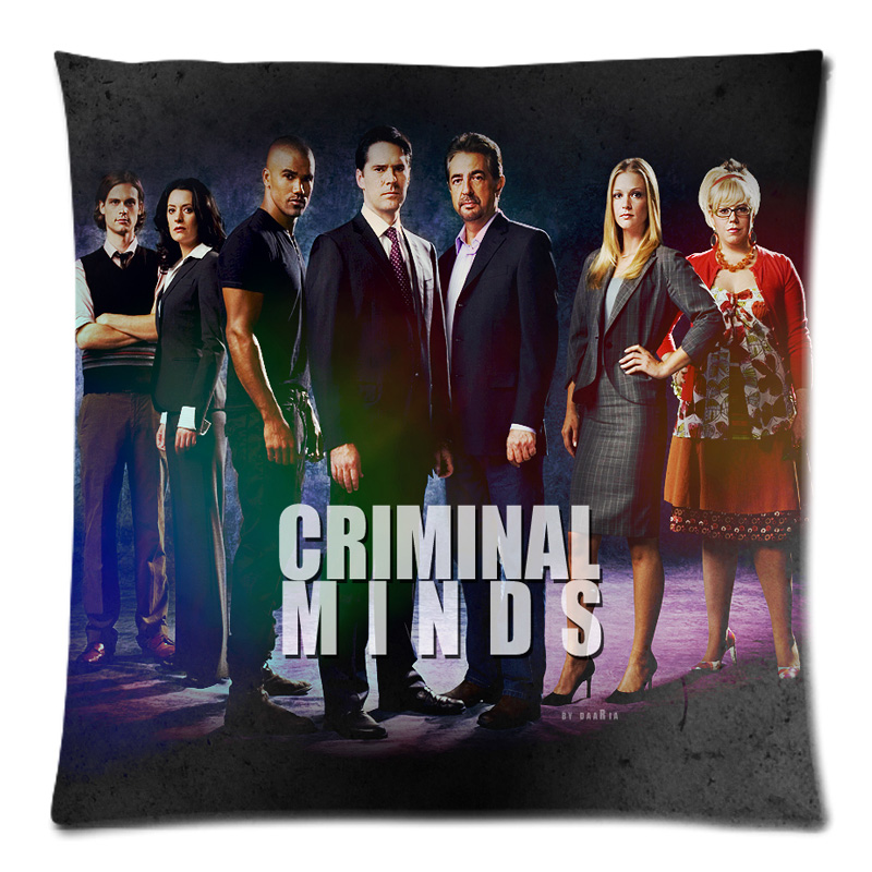 Aliexpress.com : Buy Soft Polyester Cushion Cover Criminal