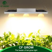 Kısılabilir CREE CXB3590 300W COB ışık büyümeye yol açtı tam spektrum Vero29 vatandaş LED büyüyen lamba kapalı bitki büyüme aydınlatma