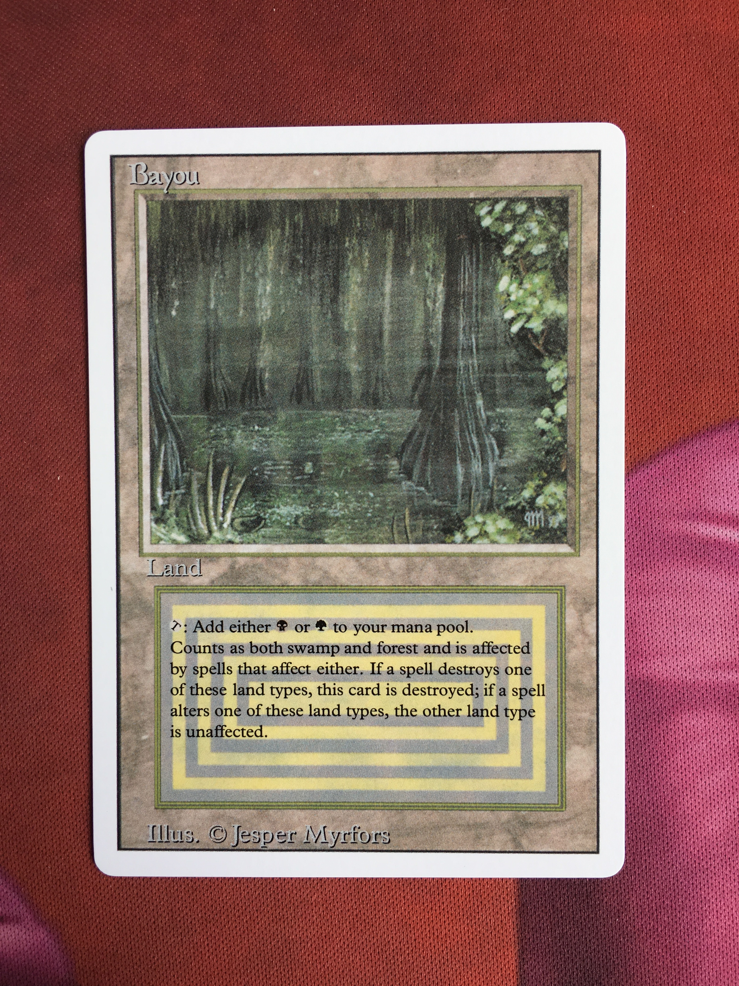 Bayou Revised Magician ProxyKing 8.0 VIP The Proxy Cards To Gathering Every Single Mg Card.