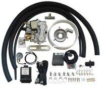Метан СПГ Аспирировано Системы Conversion Kit для EFI и карбюратор автомобили