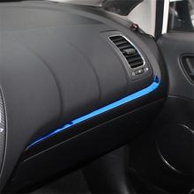 Door Handle Window interior promote automovil chromium car styling parts trim accessory sticker strip 12 13 14 15 16 FOR Kia K3