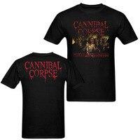 Cannibal Corpse T Shirt American Death Rock Band Black Fashion Shirts Men Women Kids Couple Family