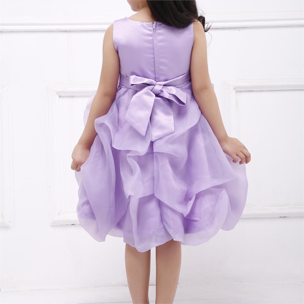 Lujoso Vestidos De Partido De La Muchacha Del Tween Colección ...