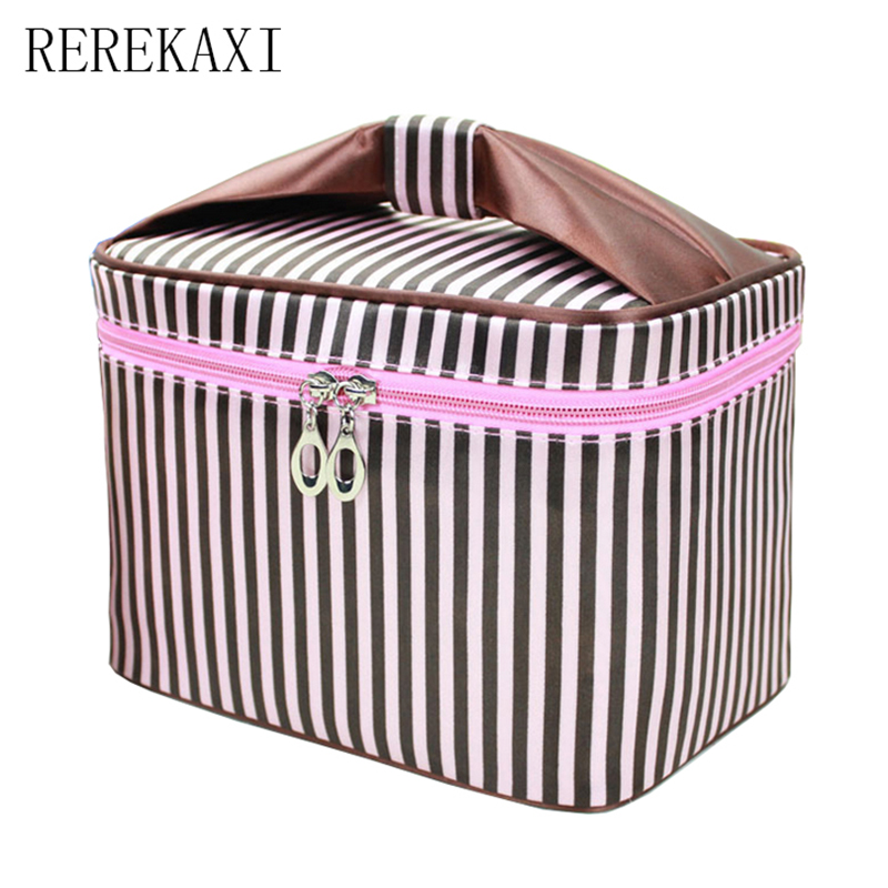 2017 new fashion multi-functional cosmetics cosmetic bag large-capacity storage bag ladies travel shower beauty design package functional capacity of mango leave extracts