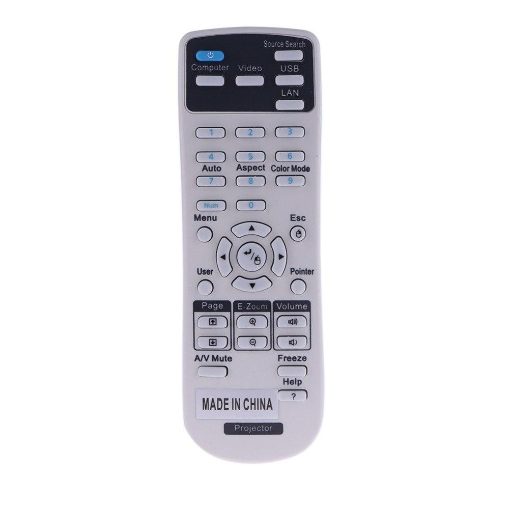 50 pcs pour willian moreira projecteur télécommande intelligente pour EPSON 1599176 EX3220 EX5220 EX5230 EX6220 EX7220 725HD