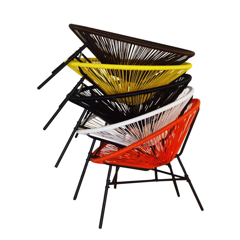 Image 4 - KieferGarden. Pack 2 ACAPULCO chairs. Garden Furniture. Outdoor furniture. Chairs Outdoor Garden. outdoor chair. garden chair-in Garden Chairs from Furniture