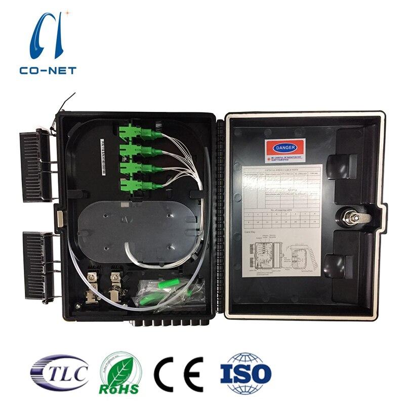 16 CTO Box With 1X16 PLC Splitter SC/APC