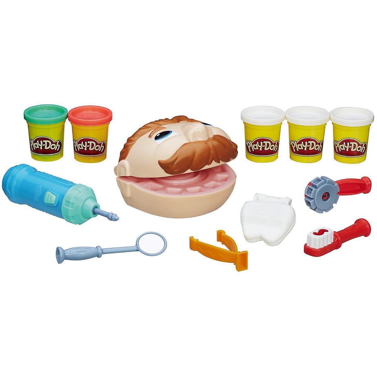 Pâte à modeler Slime HASBRO 4678449 enfants ensemble créatif jouet jouets jeu jeux enfants bébé garçons papeterie Lizun play-doh MTpromo - 3