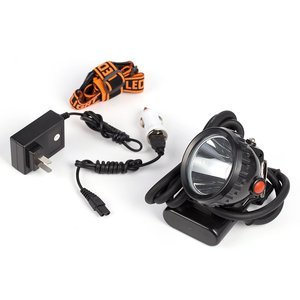 Image 5 - Kohree KL6LM 5W LED Hunting Headlamp Car Charger Waterproof Rechargeable Headlight for Miner Camping Fishing Explosion proof