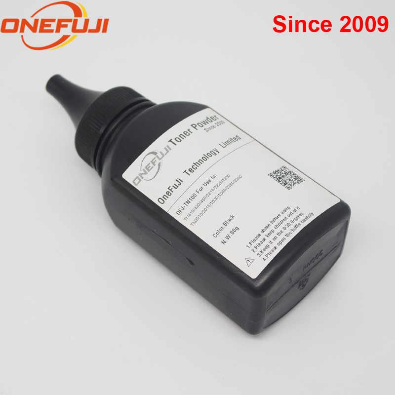 Recarga de polvo de tóner TN410 TN420 TN450 TN2215 TN2225 TN2230 hermano HL-2240D/2250DN/2130/2132;MFC-7360/7470D/7860DN