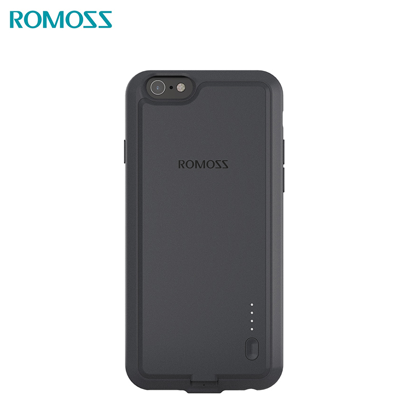 Battery charger case power bank Romoss EnCase 6P AA6P for iphone 6plus 2800 mah for phone non working fake dummy phone sample display model for iphone 5