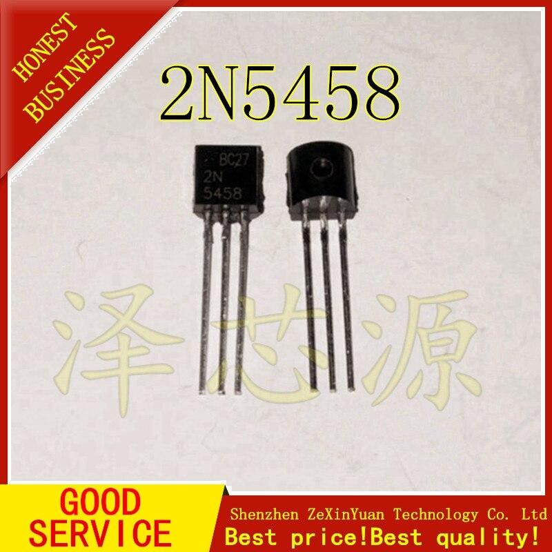5PCS/LOT 2N5458 TRANSISTOR 2N5458 5458 TO-92