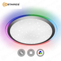 ESTARES Controlled LED light ARION 60W RGB R