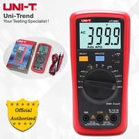 UNI T UT136B+/UT136C+ Auto Range Digital Multimeter; Resistance/Capacitance/Frequency/hFE/NCV/Temperature Test