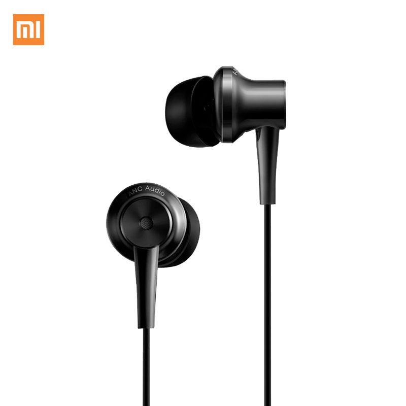 Mi ANC & Type-C In-Ear Earphones mi dual driver earphones type c black