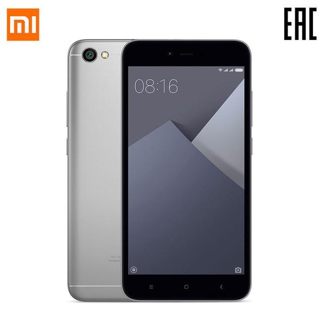 Смартфон Xiaomi Redmi Note 5А 2ГБ+16ГБ Официальная гарантия 1 год Бесплатная доставка от 2 дней
