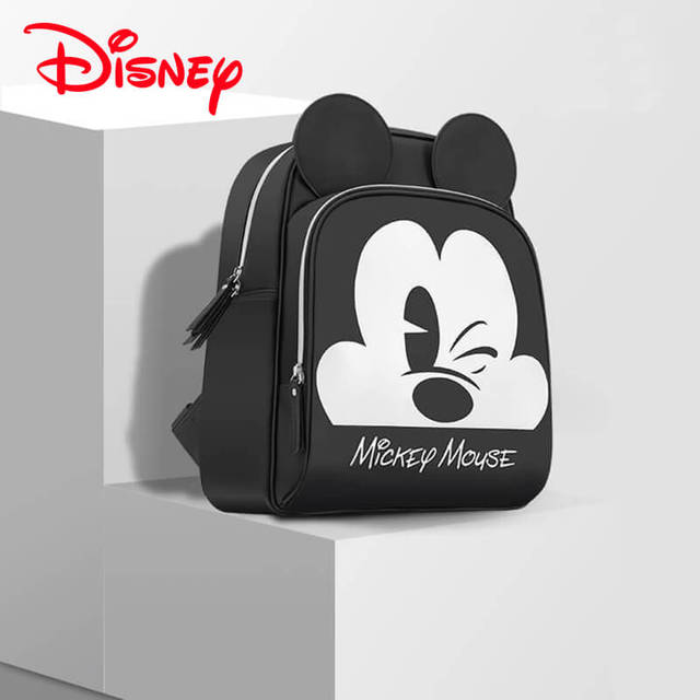 Disney Mickey Best Diaper Bag Baby Bag Backpack Mummy Maternity Care Large  Capacity Nappy Bag Striped 0342999753bd