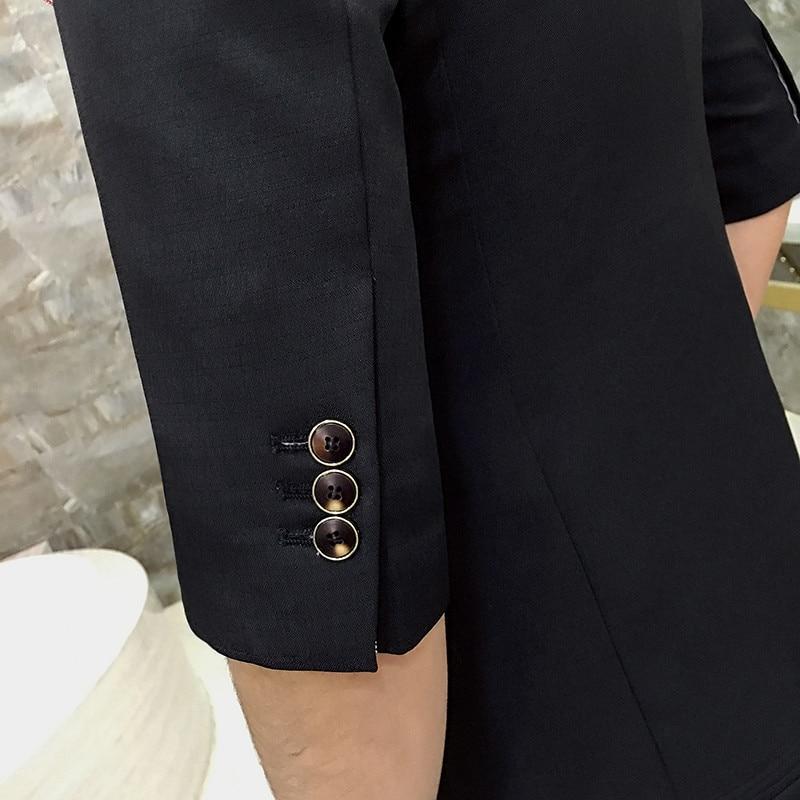As Marié Picture Vert 3xl Courtes Hommes 2018 Picture Foncé as custom Royal À Gris Noce Mode Costume Pantalon Noir Xs Color Bleu Manches Costumes De veste D'été fqH1w