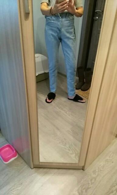 GCAROL Euro Style Classic Women High Waist Denim Jeans Vintage Slim Mom Style Pencil Jeans High Quality Denim Pants For 4 Season