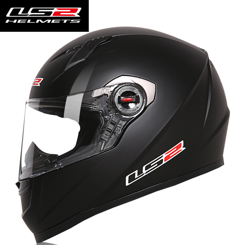 Office authoritied LS2 FF358 Full face motorcycle helmet high quality removable & washable inner lining raing LS2 moto helmets 1000m motorcycle helmet intercom bt s2 waterproof for wired wireless helmet
