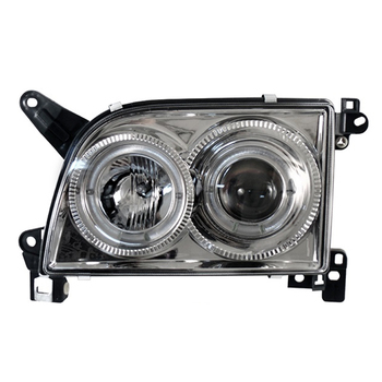 Headlight Left fits TOYOTA HIACE 1994 1995 1996 1997 1998 1999 2000 2001 2002 2003 2004 2005 Headlamp Left Side CRYSTAL