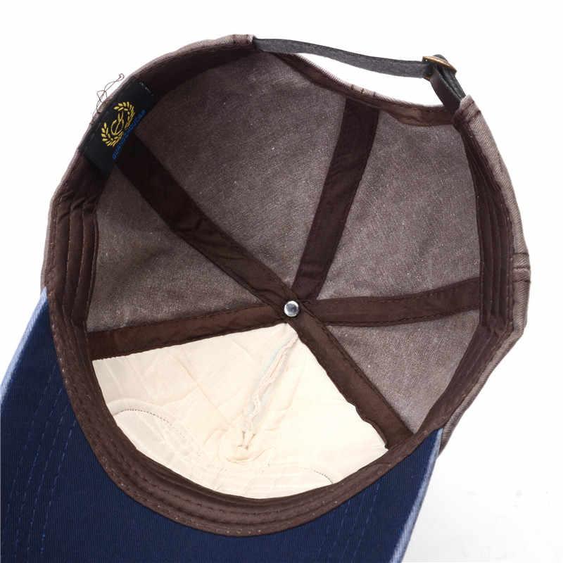 [Smder] 100% غسلها موضة جديدة قبعات البيسبول عادية المجهزة Snapback قبعة قابل للتعديل الهيب هوب قبعة للرجال النساء للجنسين قبعات