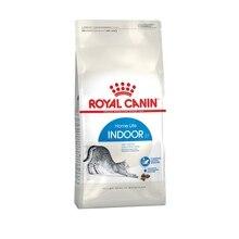 Royal Canin Indoor корм для домашних кошек, 4 кг