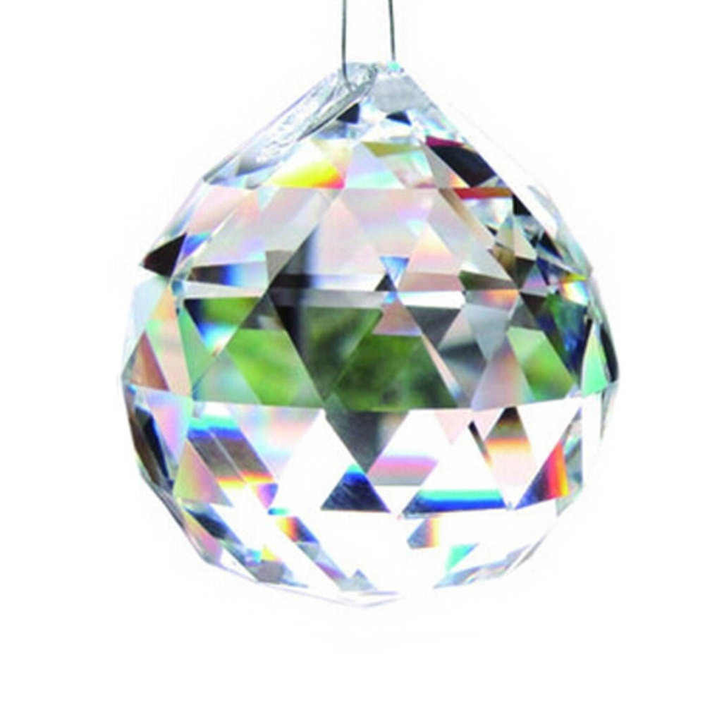 Hot Fashion Crystal Glass Ball Pendant For Women Party Wedding Bridal  Jewelry  bijoux