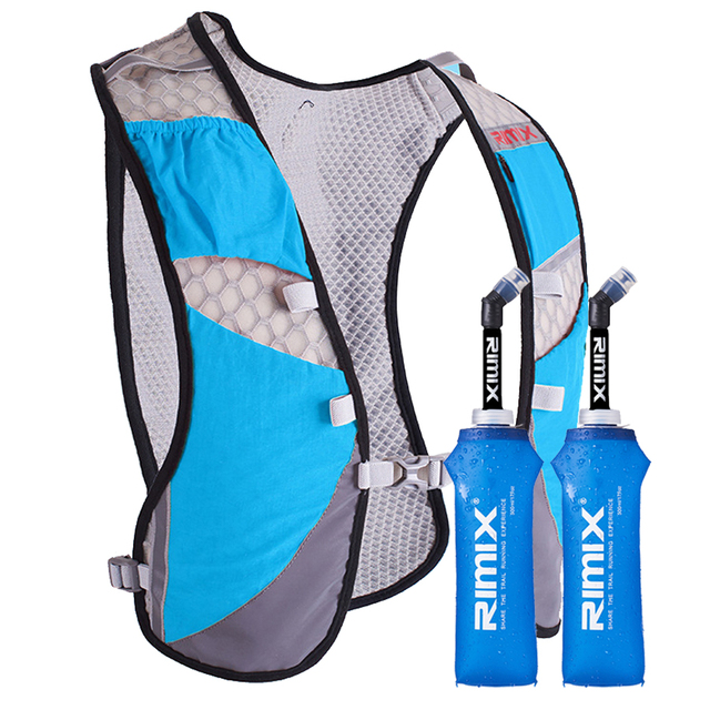 Newboler Women Men Marathon Hydration Vest Pack Trail Running Water Bag Run Hiking Outdoor Sport