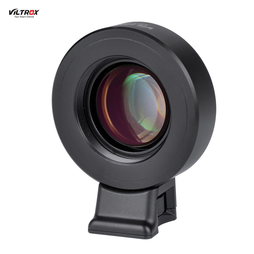 VILTROX M42-E Adapter Ring M42 Mount Lens Adapter Focal Reducer Telecompressor Speed Booster for Sony NEX E-mount DSLR Camera auto mount adapter ef nex for canon eos ef mount lens to sony nex series e mount camera with 1 4 tripod socket