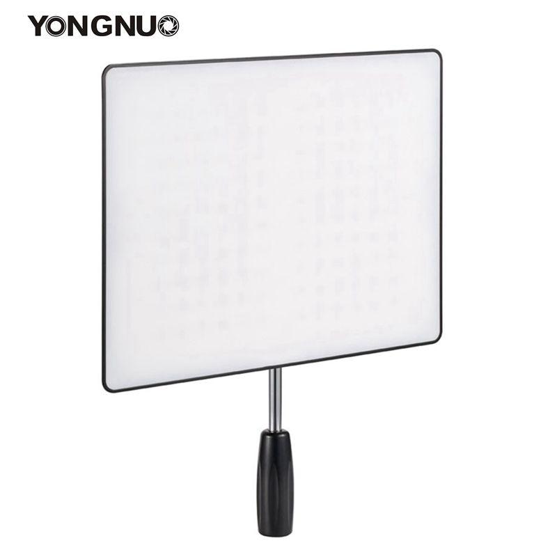 цена на YONGNUO YN600 Air White 5500K Ultra Thin LED Light panelCamera Video Light Photography Studio Lighting 192 SMD LEDs of 5500K