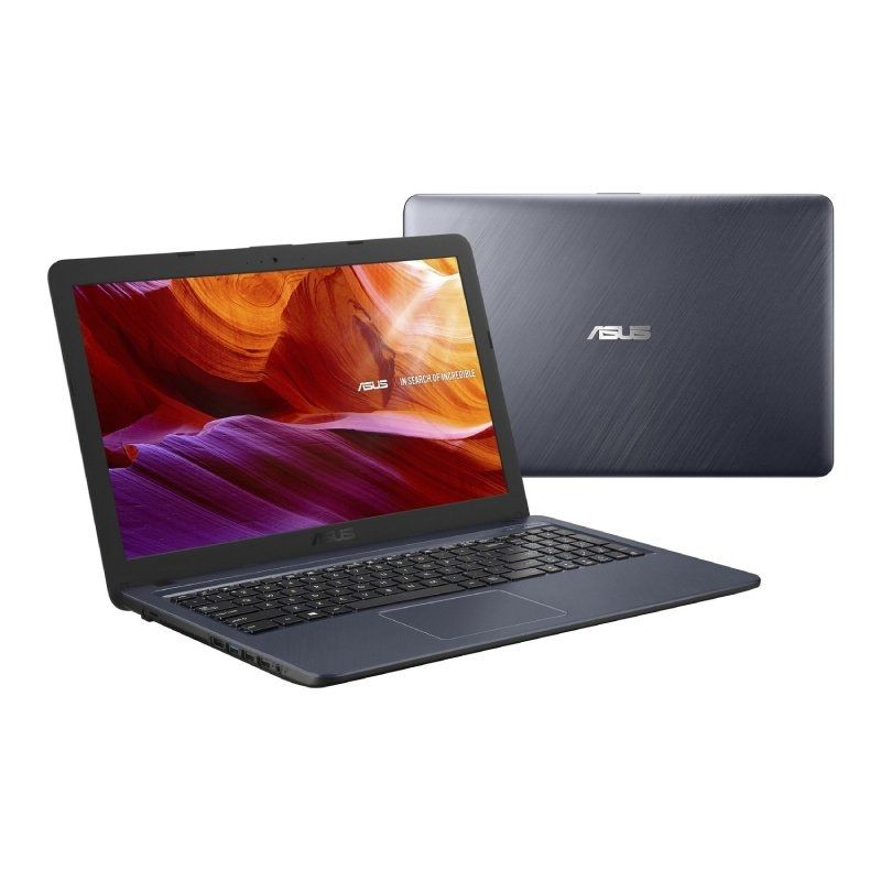 LAPTOP ASUS VIVOBOOK A543MA GQ529/SCREEN 5.6 /CELERON N4000/4 hard GB RAM/SSD 128 hard GB/ NO OPERATING SYSTEM (ENDLESS)