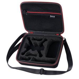 Image 2 - Smatree D400 Storage Bag Carrying Case for DJI Spark Drone/Remote Control/Batteries with Shoulder Strap