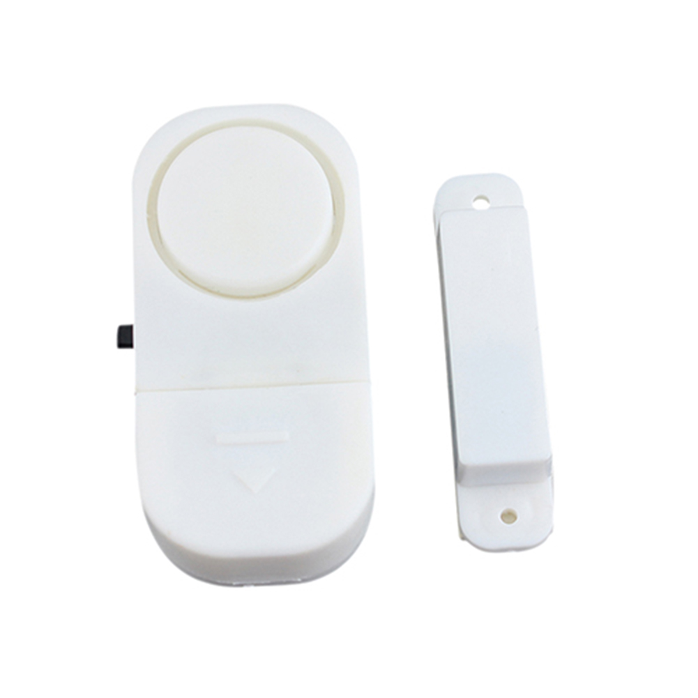 Burglar Security Alarm System Wireless Home Door Window Motion Detector Sensor