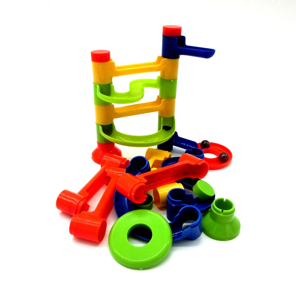 Toys For Trainers : Colorful pipeline type puzzles maze learning
