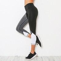 Femmes de Yoga Pantalon de Course Pantalon Collants À Séchage Rapide stretch Pantalon Fitnness gym danse leggings De Yoga Sport capris P1891Y