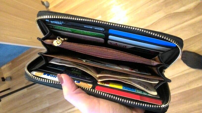 кожаный бумажник женщин; сумочка женщин; Сач;