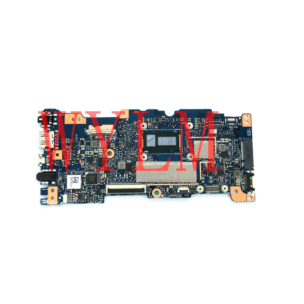free shipping UX305FA With 5Y10 CPU 8GB memory mainboard REV2.0 For ASUS UX305F UX305 Laptop motherboard 100% Tested Working for asus ux305 ux305ca ux305la ux305fa 13 3 inch touch panel with digitizer