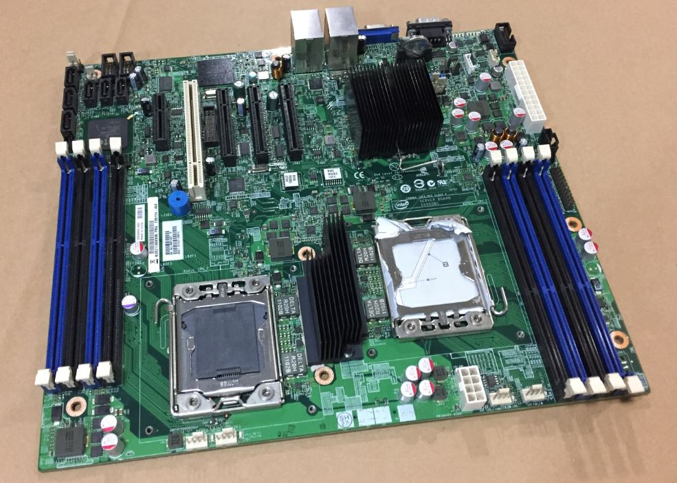DRIVERS: INTEL S5500BC SERVER BOARD