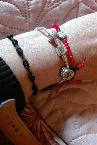 бусина Пандора; серебро Пандора; сердце necklac ожерелье;