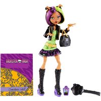 Doll Monster High Clawdeen Woolf New Скарместер SCARE MESTER
