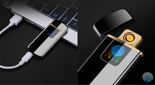 Stylish USB Touch-senstive Cigarettes Lighter