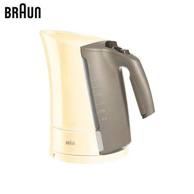 Electric Kettles Braun Multiquick 3 WK300 smart kettle teapot pot water boiler