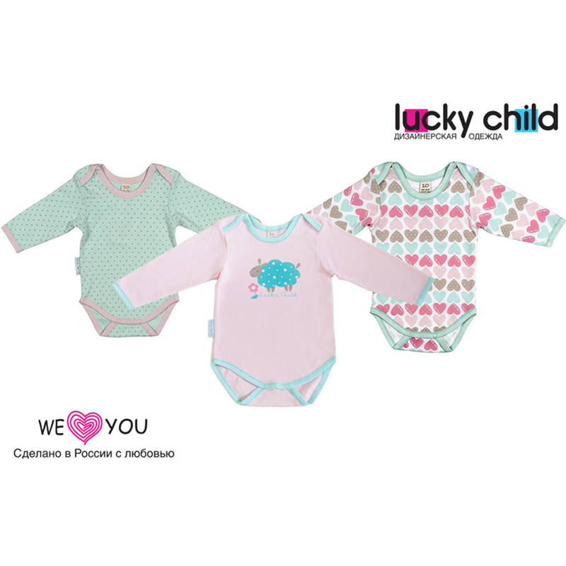 Фото - Bodysuit Lucky Child Kid clothes plaid stand collar bodysuit