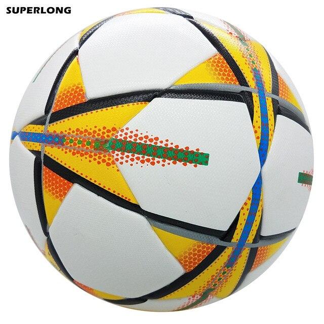 c9c5d615c 2015-2016 Temporada Milano Campeão Da Liga tamanho 5 bola De Futebol de  Material PU