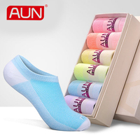 Women No Show Socks 6 Pairs For Dress Women S Deodorant Cotton Polyester Spandex Winter Casual
