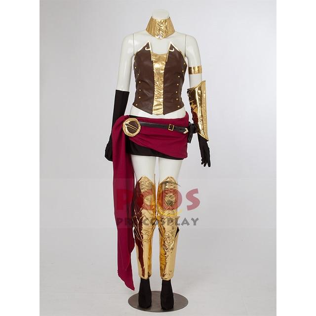 Rwby Pyrrha Nikos Cosplay Costume Custom Made Mp001700 In Anime